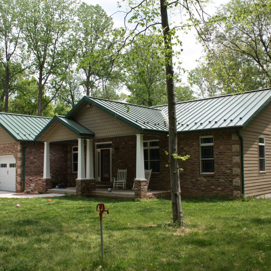 metal roofing color options for residents