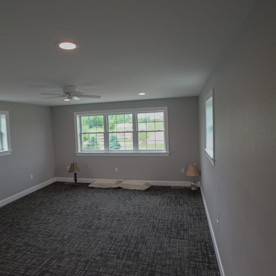 new living room remodel