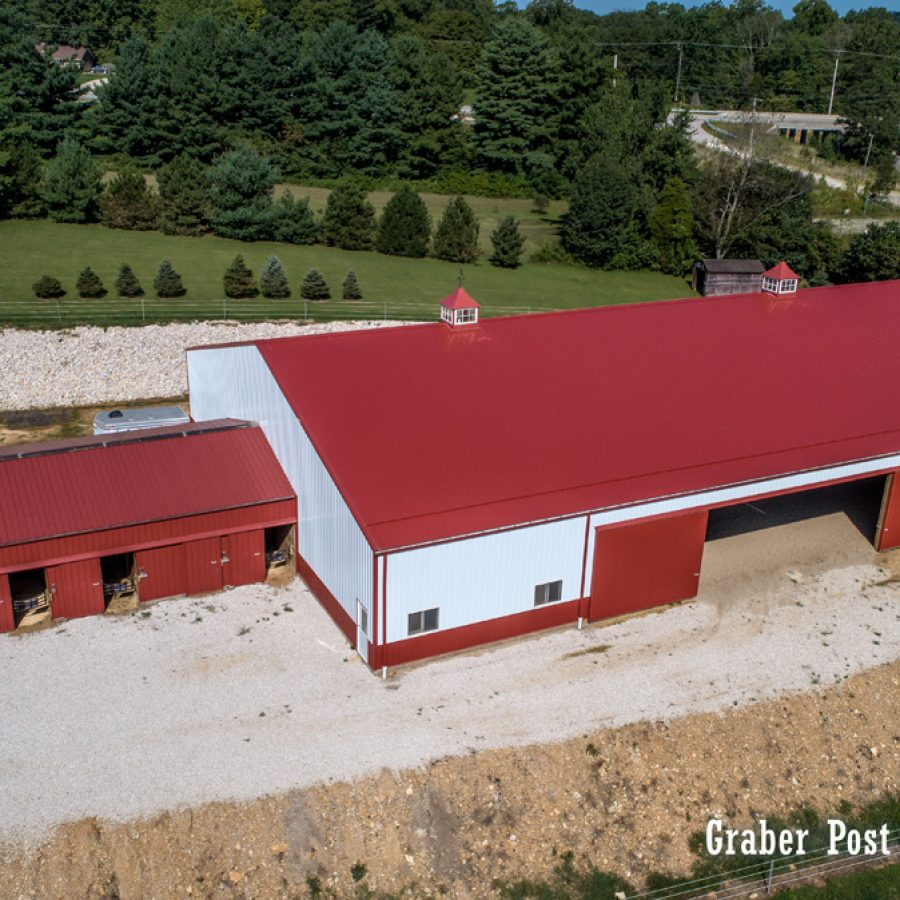horse stable builders in indiana