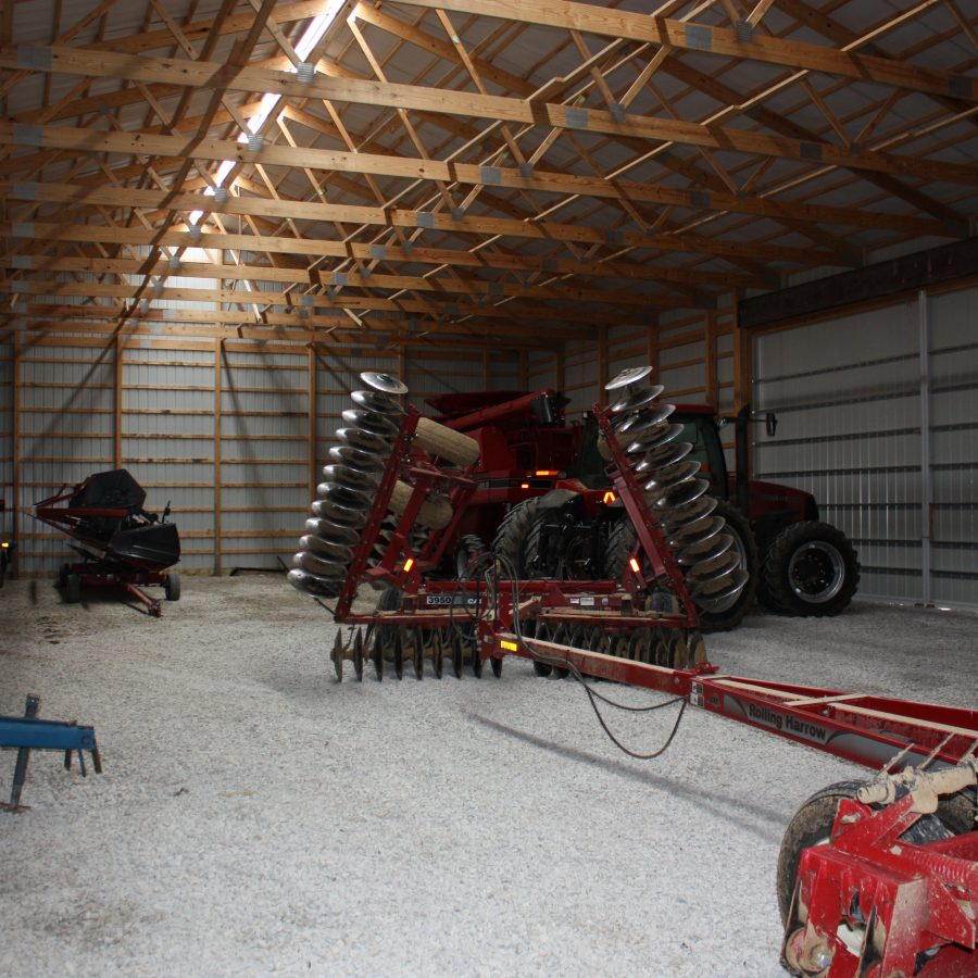 agricultural post frame construction in indiana