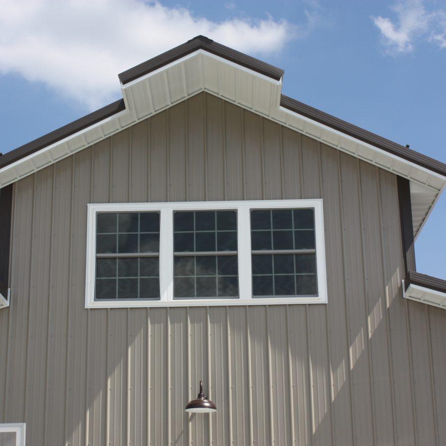 metal roof dormer