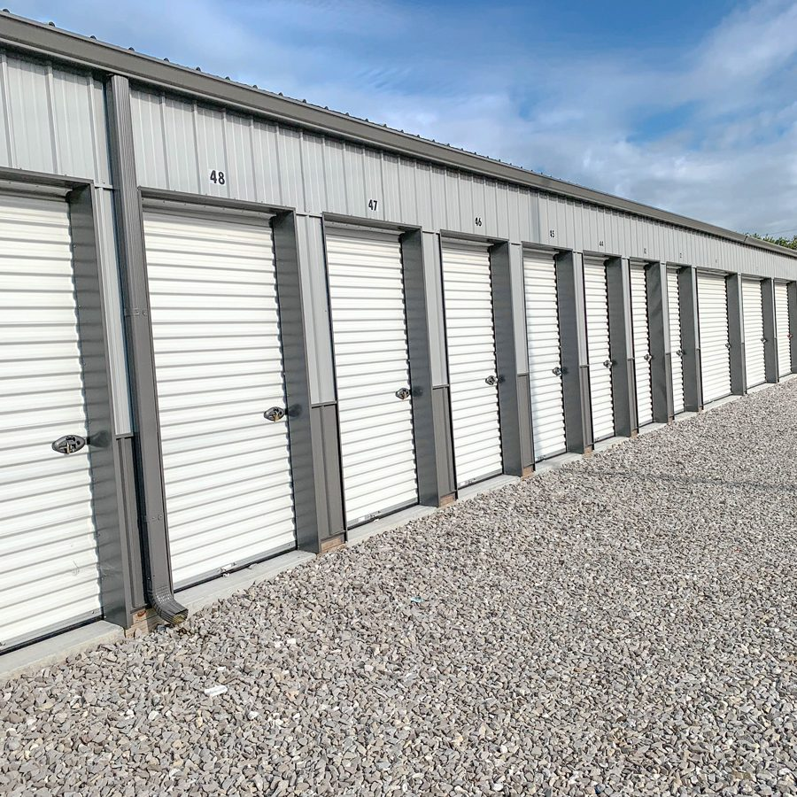 new commercial warehouse build