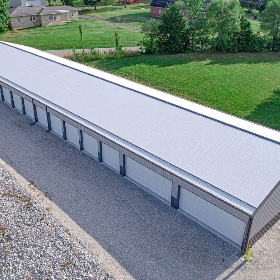 metal roof trim installation