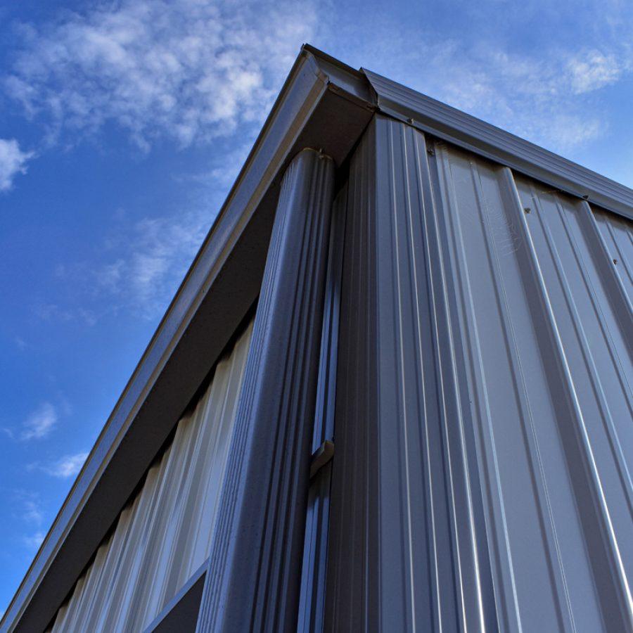 metal laminated columns