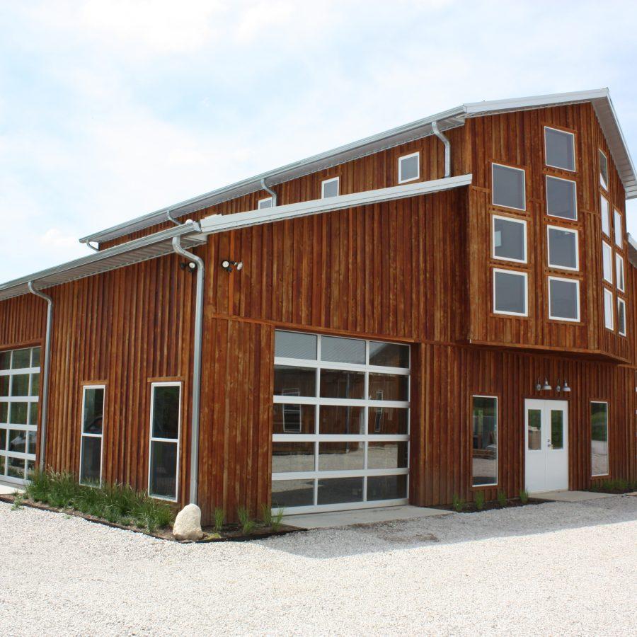 Amish pole barn contractors