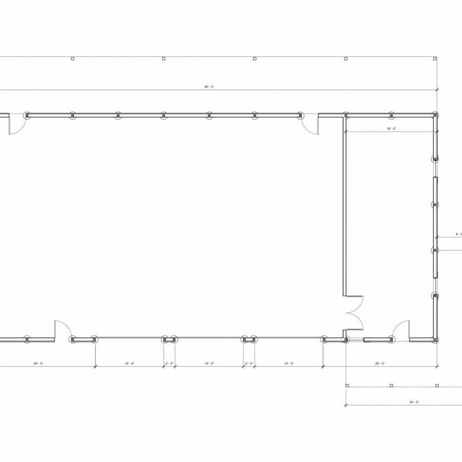 sketch or floor plan