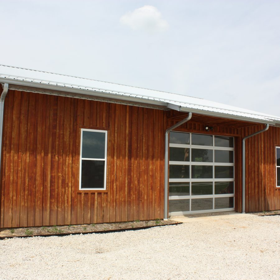 new agricultural construction